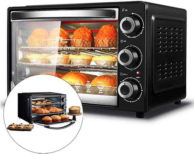 Top 5 Best Microwave for Baking
