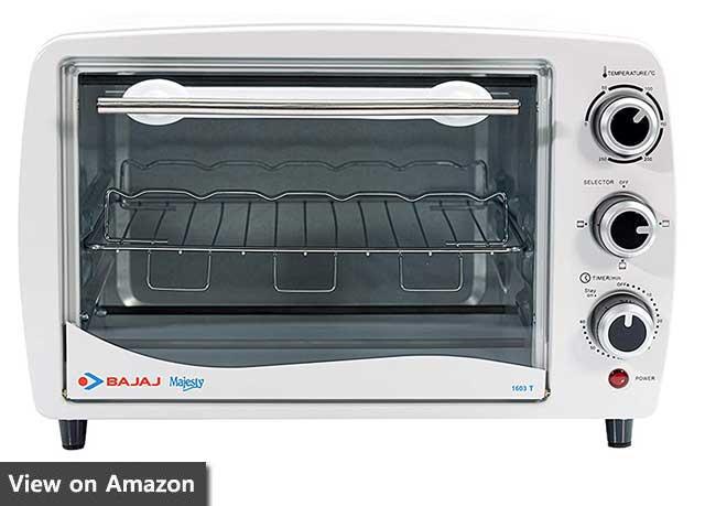 best-baking-oven-for-home-bajaj-majesty-1603T-16L