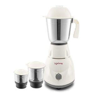 Lifelong Mixer Grinder with 500W motor