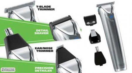 wahl-trimmer-शेविंग मशीन